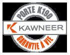 normes kawneer porte k190 garantie à vie