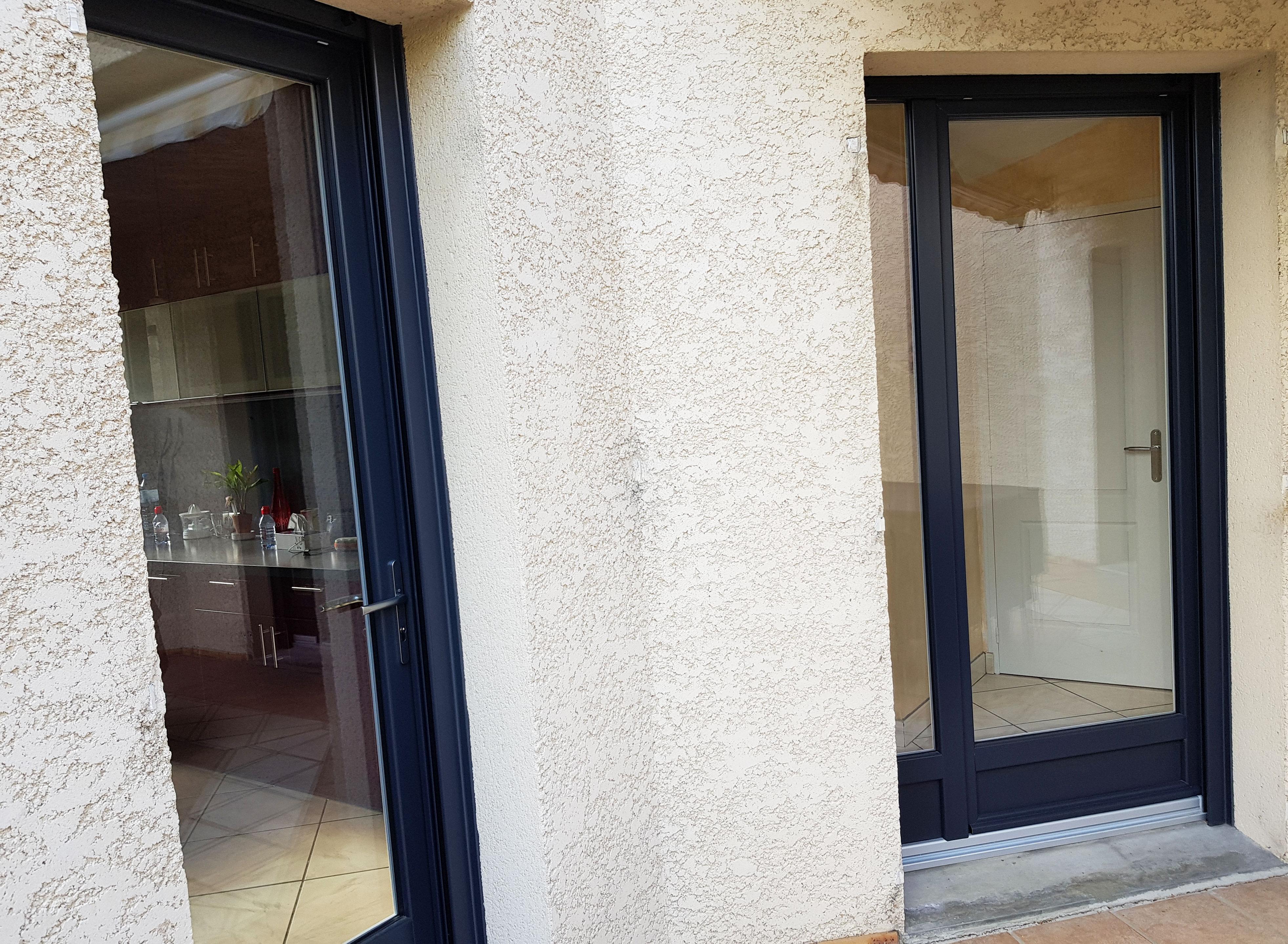 portes fenêtres extérieures